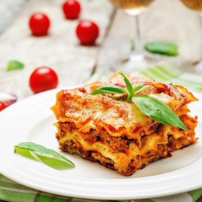 Recipes Lasagna Canmore Pasta Co